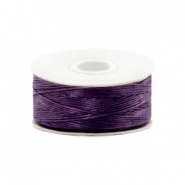 Beadalon Nymo wire 0.3mm Amethyst Purple