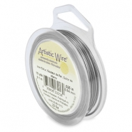 22 Gauge Artistic Wire Iron grey