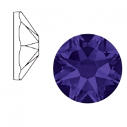 Swarovski Elements 2088-SS 34 flatback (7mm) Xirius Rose Purple velvet