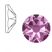 Swarovski Elements 2088-SS 34 flatback (7mm) Xirius Rose Light amethyst purple