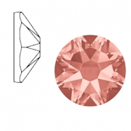 Swarovski Elements 2088-SS 34 flatback (7mm) Xirius Rose Rose peach