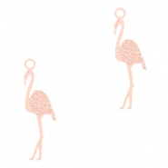 Hangers bohemian flamingo Light pink