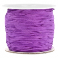 Macramé draad 0.7mm Soft grape purple