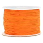 Macramé draad 0.5mm Orange