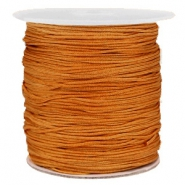 Macramé draad 1.0mm Chestnut brown