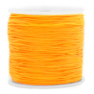 Macramé draad 0.8mm Warm yellow