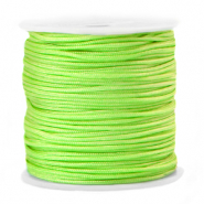 Macramé draad 1.5mm Lime punch green
