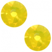 Swarovski Elements 2088-SS34 flatback Xirius Rose Yellow opal