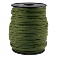 Trendy koord Paracord 4mm Army green