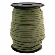 Trendy koord Paracord 4mm Light army green