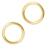 DQ 6 mm buigring  DQ Gold plated duurzame plating