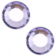 Swarovski Elements SS 34 flat back  (7mm) Tanzanite purple