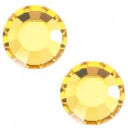 Swarovski Elements SS 34 flat back  (7mm) Light topaz yellow