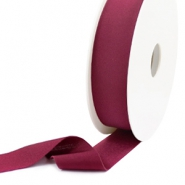 Elastisch lint Ibiza 25mm Velvet purple